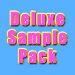 deluxe sample pack