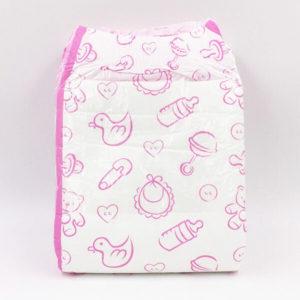 LittleForBig Nursery Pink